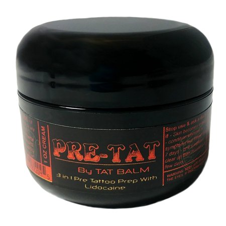 Tattoo Numbing Cream ? For a Pleasurable Tattoo Experience (1 Oz ...