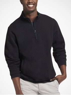 Russell Athletic Men's Dri-Power Fleece 1/4 Zip Sweatshirt