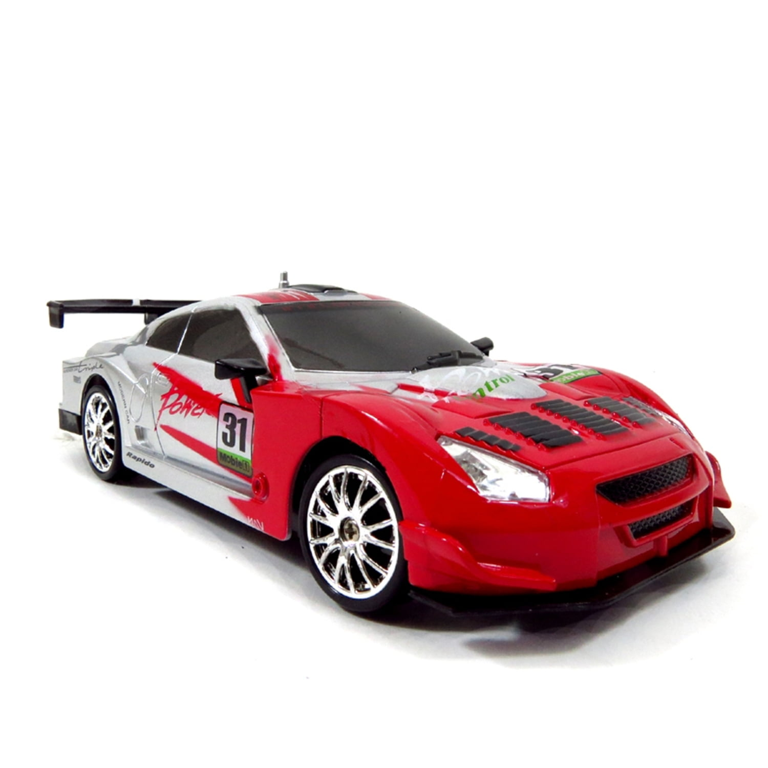 1:24 Super Fast RC Drift Race Car Radio Control Red (Gift Idea) RC Car R C Car Radio... by