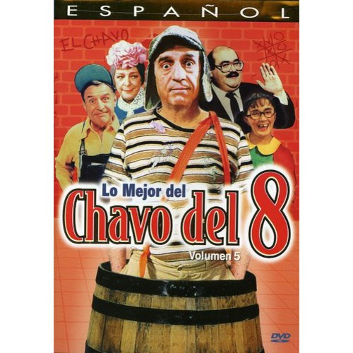 Lo Mejor Del Chavo Del 8, Vol. 5 (Spanish) (Full Frame)