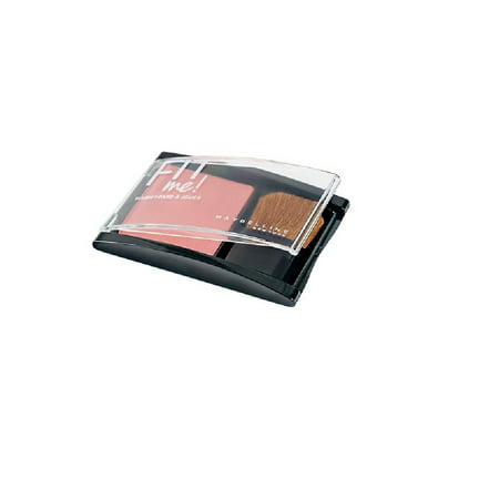 Maybelline FIT Me! Blush #204 Medium Pink + FREE Eyebrow