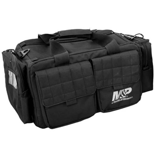 Smith and Wesson Accessories Range Bag Officer Tactical, Black