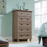 Sauder harbor view salt oak furniture collection for Furniture oak harbor