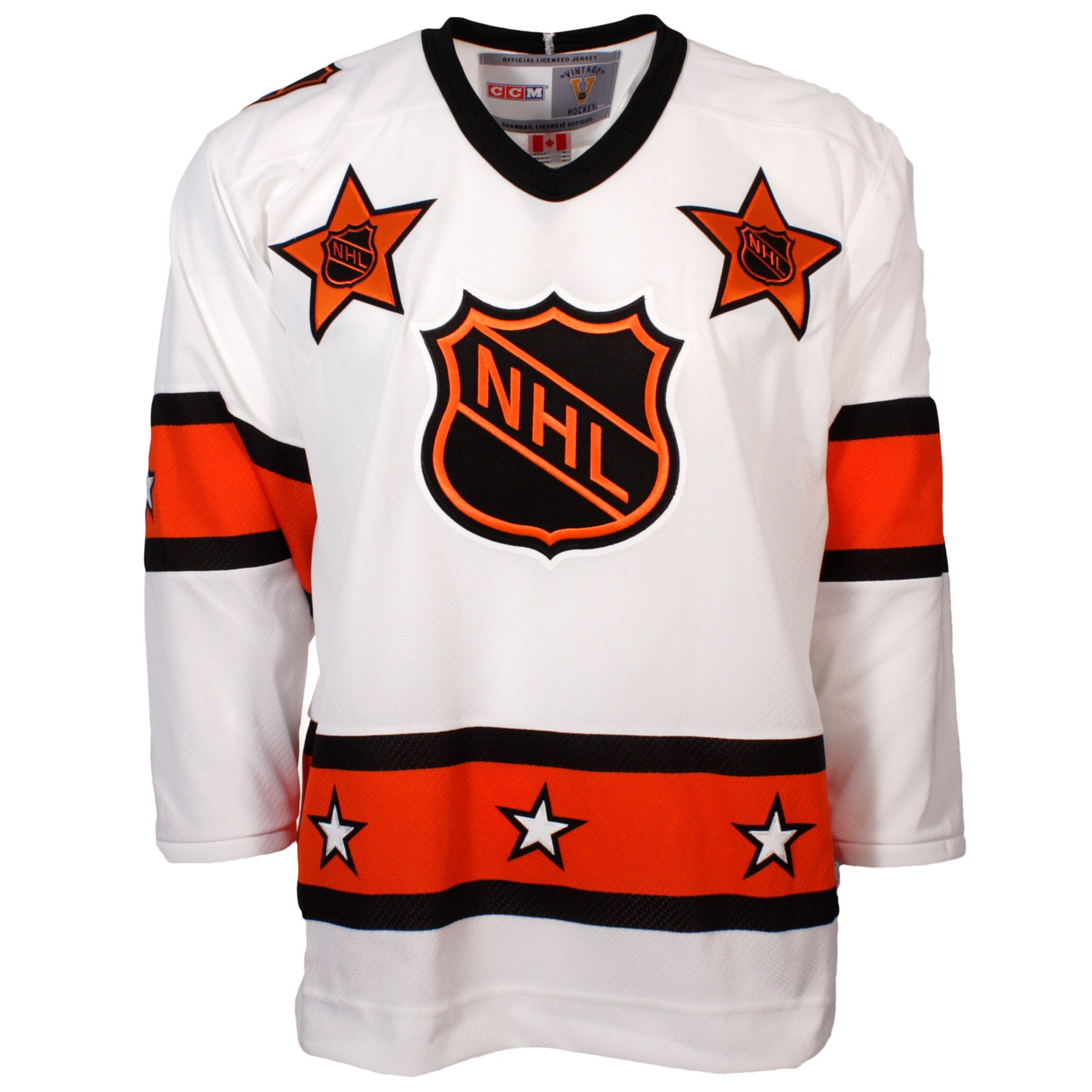 timeless design 084c0 c761c All Nhl Jersey Wales Replica Star - Vintage 1981 Conference ...