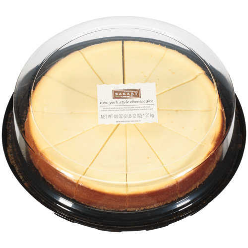 The Bakery At Walmart: New York Style Cheesecake,  44 Oz