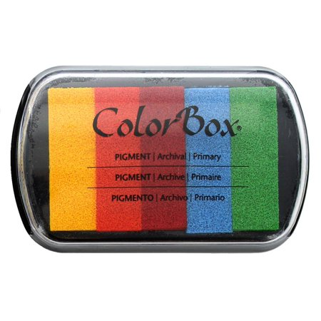 ColorBox Pigment Ink Pad 5 Color