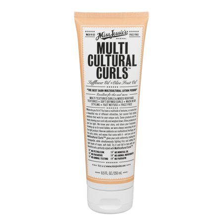 Miss Jessie's Original Multi Cultural Curls Hair Styling , 8.5 fl (Best Hair Styling Products For Women)