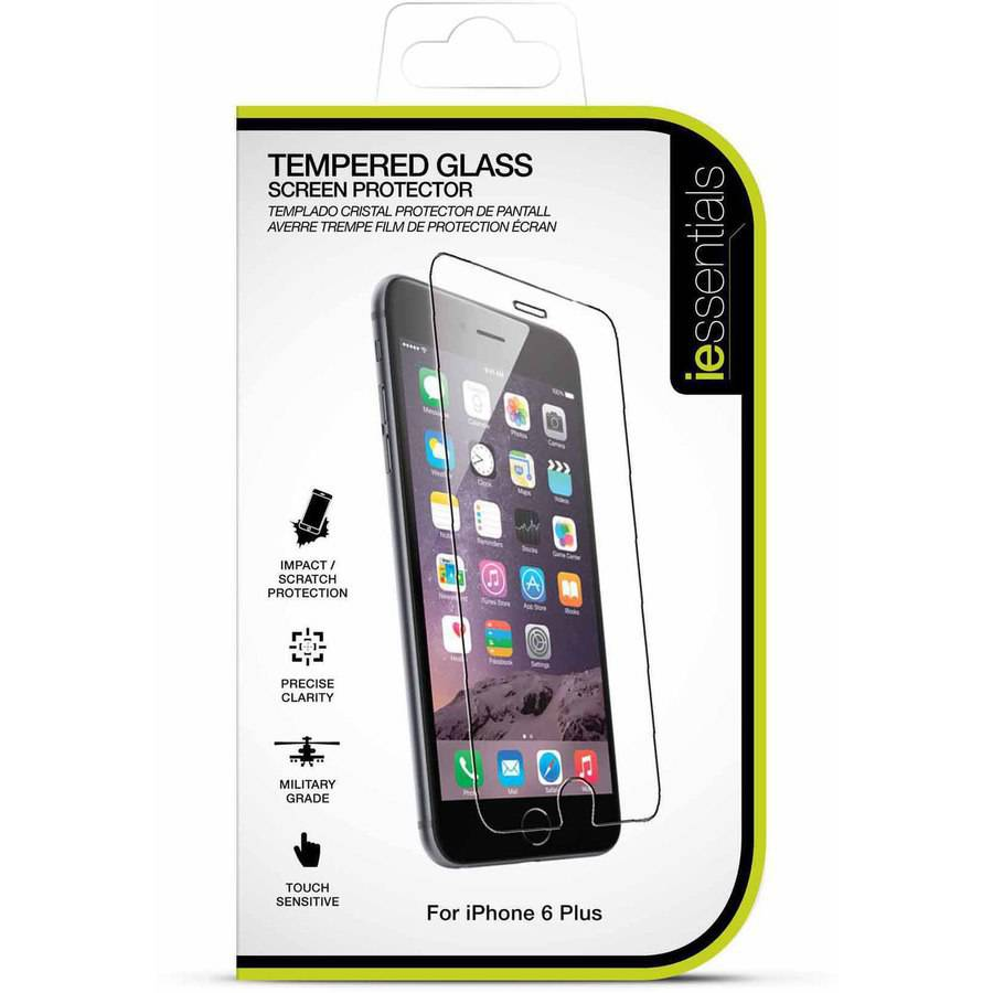 DigiPower Apple iPhone 6 Plus Tempered Glass Screen Protector