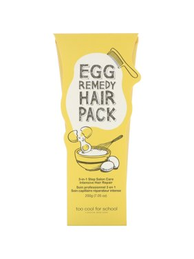 Too Cool for School  Egg Remedy Hair Pack  7 05 oz  200 g