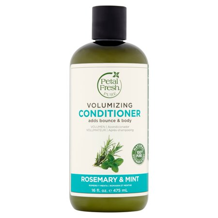Petal Fresh Pure Rosemary & Mint Volumizing Conditioner, 16 fl (Pure Petals)