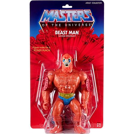 Masters Of The Universe Beast Man Giants Action Figure