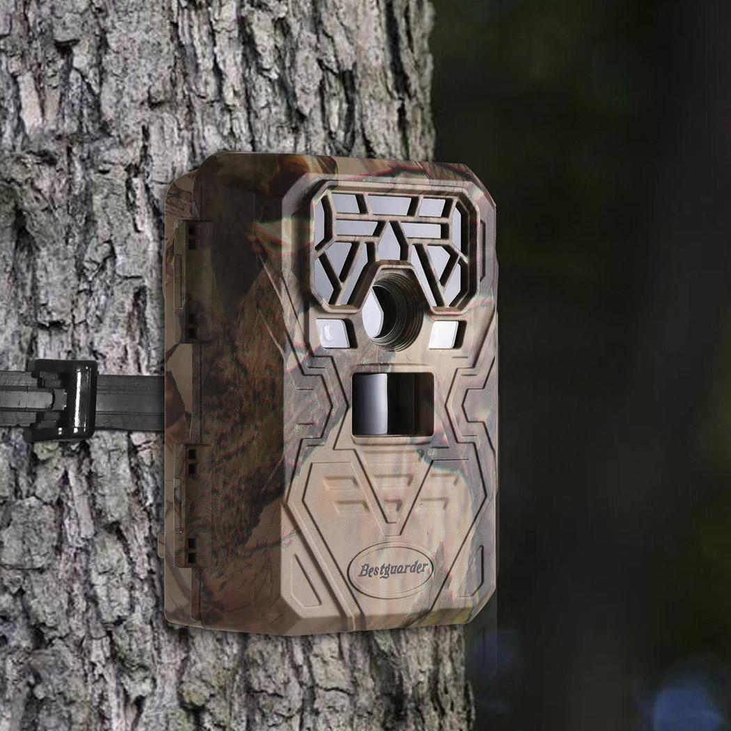 Wireless Hunting Cameras Night Vision 12MP HD 1080P Scout...