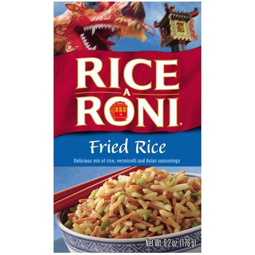 Rice-A-Roni Fried Rice Rice Mix, 6.2 oz