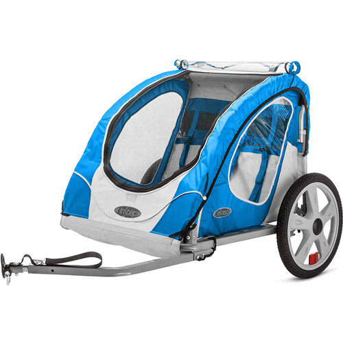InStep Robin 2-Seater Trailer, Blue