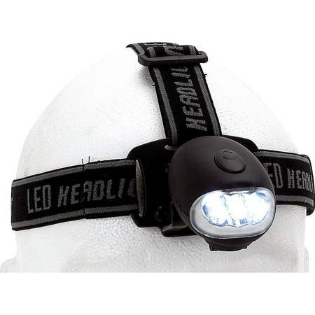 Mitaki Wind-Up LED Head Lamp