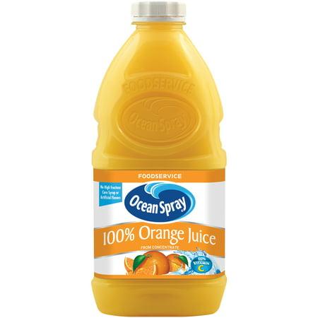 Ocean Spray 100% Juice, Orange Juice, 60 Fl Oz, 1