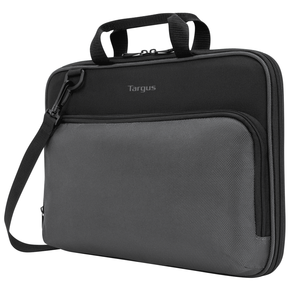 "Targus Work-in Essentials TED007GL Carrying Case for 14"" Chromebook, Notebook - Black, Gray"