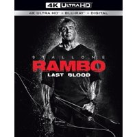 Rambo: Last Blood (4K Ultra HD + Blu-ray)