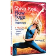 Shiva Rea: Flow Yoga For Beginners by GAIAM INC