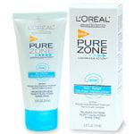 L'Oreal Pure Zone Skin Relief Oil-Free Moisturizer - 2.5 ...