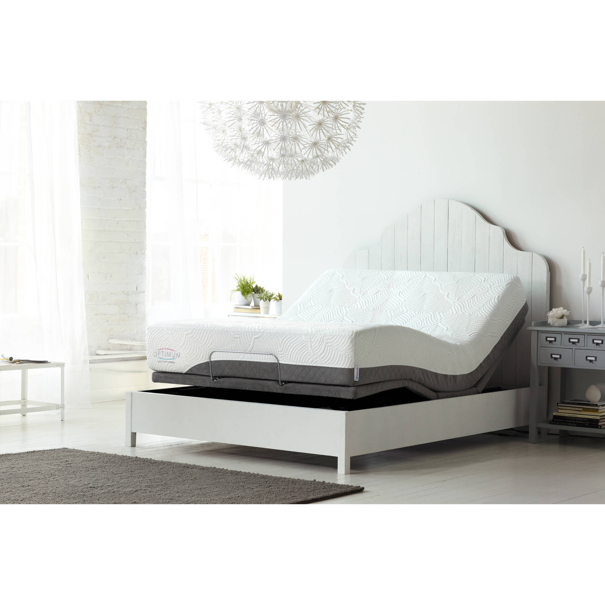 "Optimum Latex By Sealy Posturepedic Dreams Cushion Firm 10"" Mattress, Multiple Sizes by Sealy"