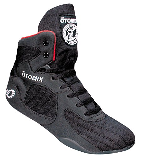 Otomix Black Stingray Escape Weightlifting & Grappling Shoe (Size 8.5)