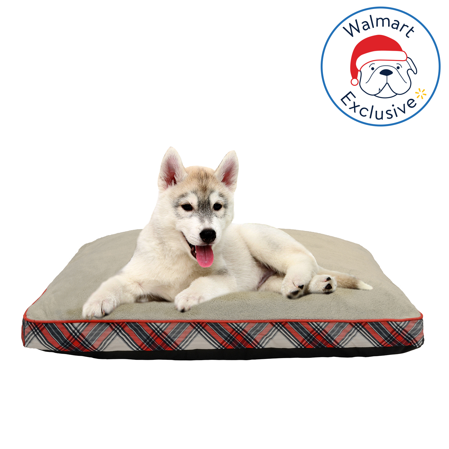 Time to snuggle with this pet bed