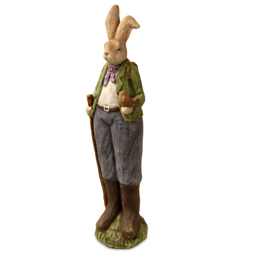 "25"" Garden Accents Rabbit Statue by National Tree"