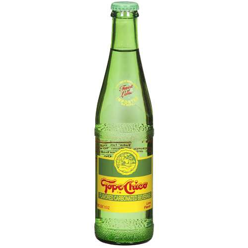 Topo Chico Mineral Water, Twist Of Lime, 12 Oz by Interex Corp.
