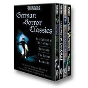 German Horror Classics-Box Set (Other)