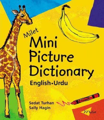 Milet Mini Picture Dictionary: English, Urdu : Board