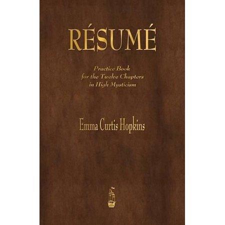 Resume: Practice Book for the Twelve Chapters in High Mysticism - image 1 de 1