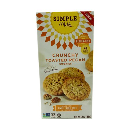 Toasted Pecan Crunchy Cookies, 5.5 oz