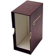 FranklinCovey Pocket Storage Case Sleeve - Burgundy