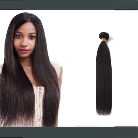 Brazilian Ombre Straight Wave Hair Weaves 1pcs/Boundle 50g 12-20 Inchs FLORATA Style-Jet