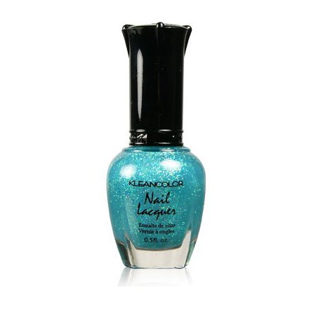 Kleancolor Nail Polish - #34 Sparkle Emerald (Pack of - Cosmetics Sparkle