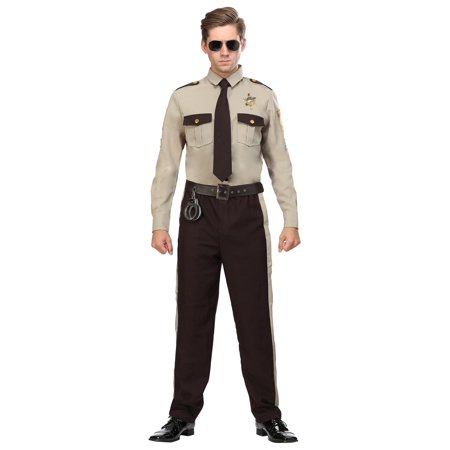 Men's Sheriff Plus Size Costume](Sherrif Costume)