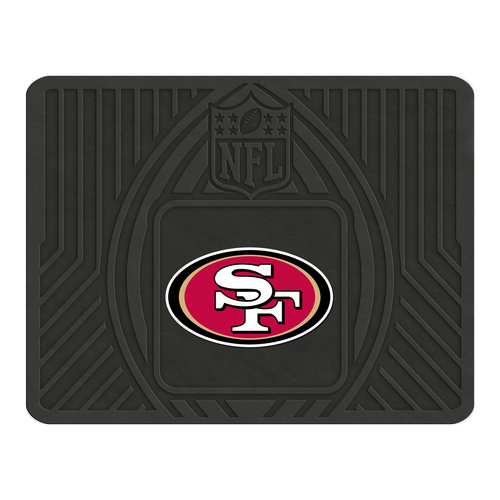 FanMats NFL Utility Mat, San Francisco 49ers - SPORTS LICENSING SOLUTIONS