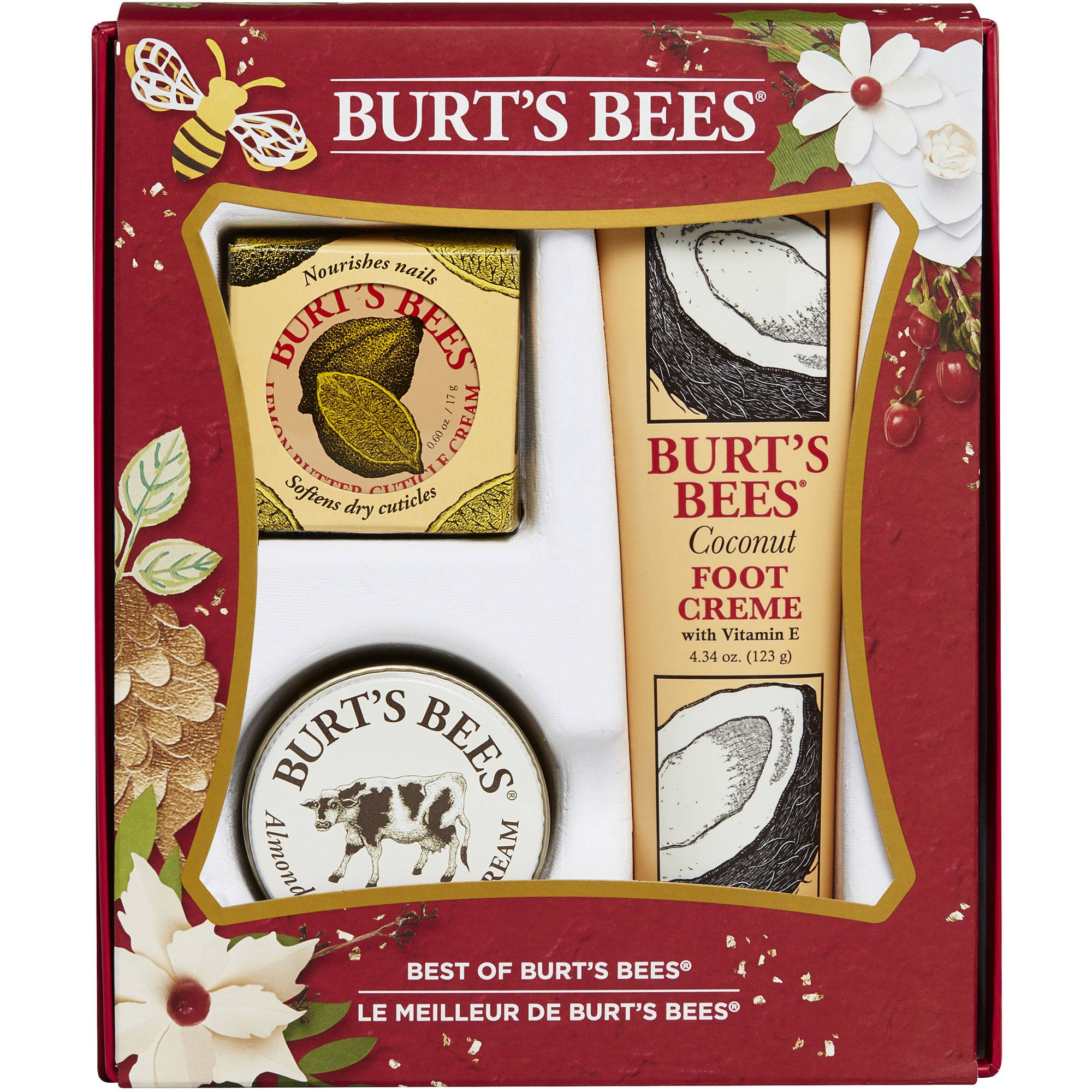 Burt's Bees Best of Burt's Set