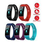 Tagital Sports Waterproof Fitness Activity Tracker Smart Watch With Heart Rate Monitor