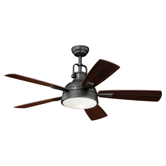 Vaxcel Walton F0033 52 in. Indoor Ceiling Fan - Walmart.com
