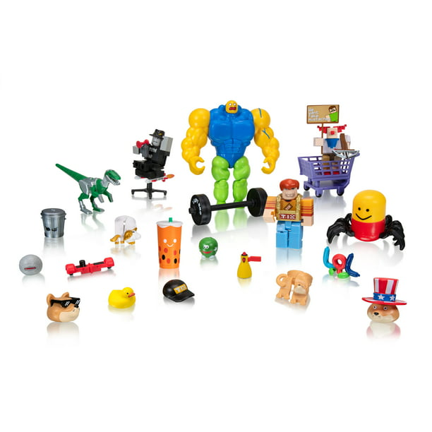 Roblox Roblox Fantastic Frontier Croc Figure Pack From Walmart People Roblox Action Collection Meme Pack Playset Includes Exclusive Virtual Item Walmart Com Walmart Com