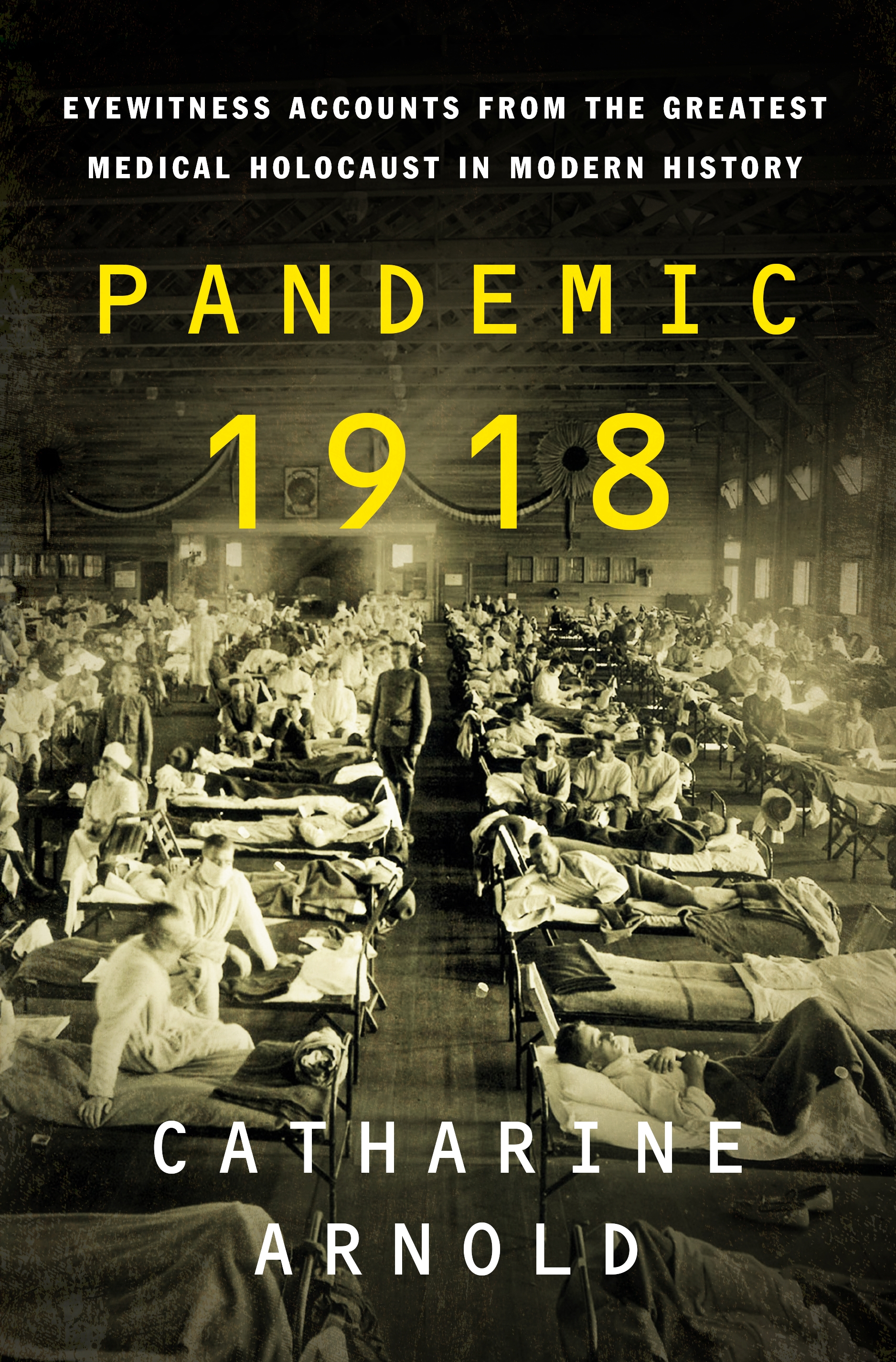 PANDEMIC (The Second Holocaust Book 1)