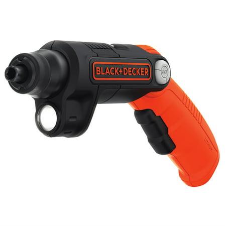 BLACK+DECKER 3.6V Pink Rechargeable Screwdriver