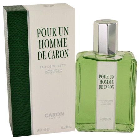 Caron CARON Pour Homme Eau De Toilette Spray for Men 6.7 oz