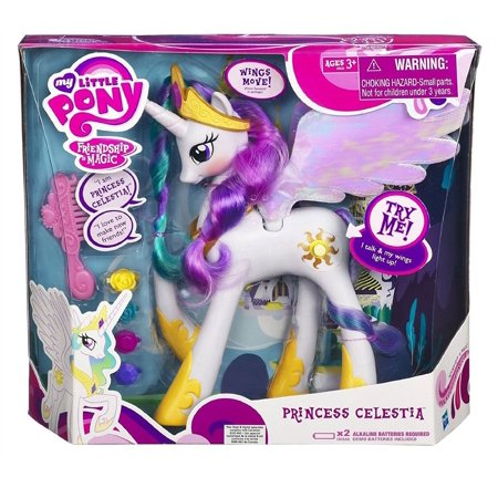 Princess Celestia Collector Series  White   Ahhachi Set Princess Moon Generic Exclusive Cool Plastic My Pony Knit Packs Lady Alicorn Shirt Necktie Of Collector Mens    By My Little Pony