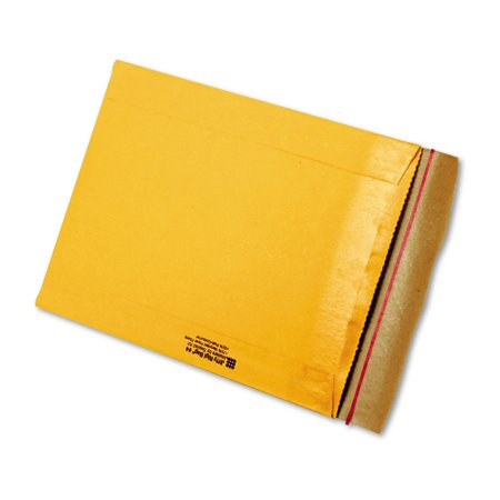 Sealed Air Jiffy Rigi Bag Mailer, #4, 9 1/2 x 13, Natural Kraft, 200/Carton - Jiffy Padded Bags