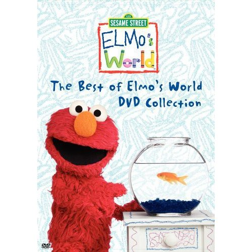 The Sesame Street: The Best Of Elmo's World (Full Frame)