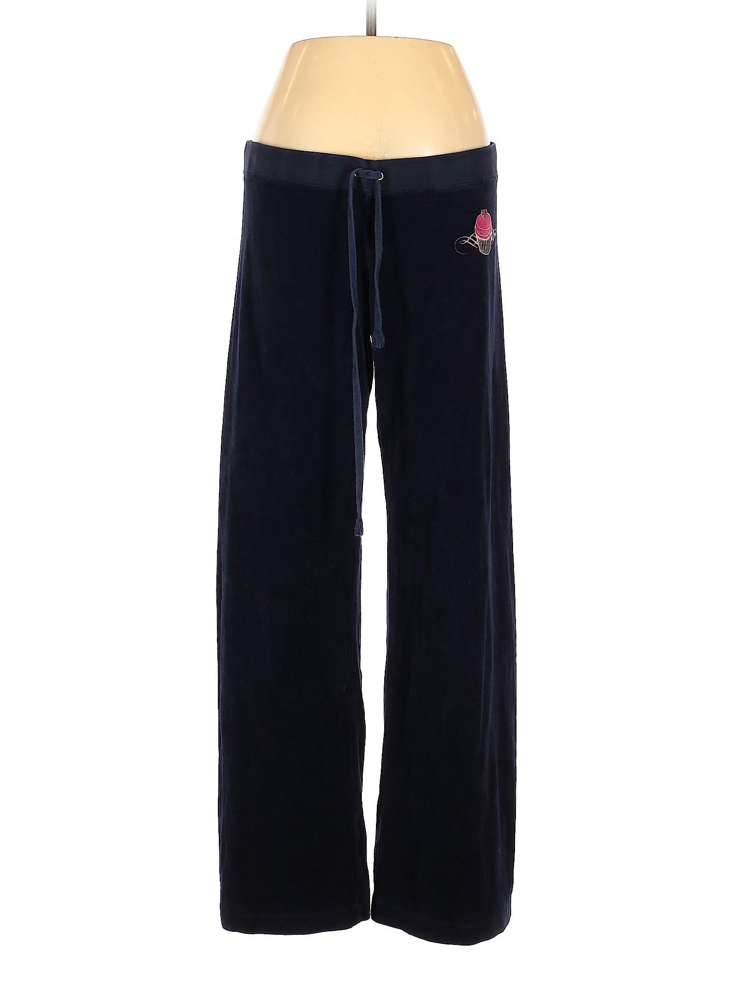 Juicy Couture Pre Owned Juicy Couture Women S Size S Velour Pants Walmart Com Walmart Com