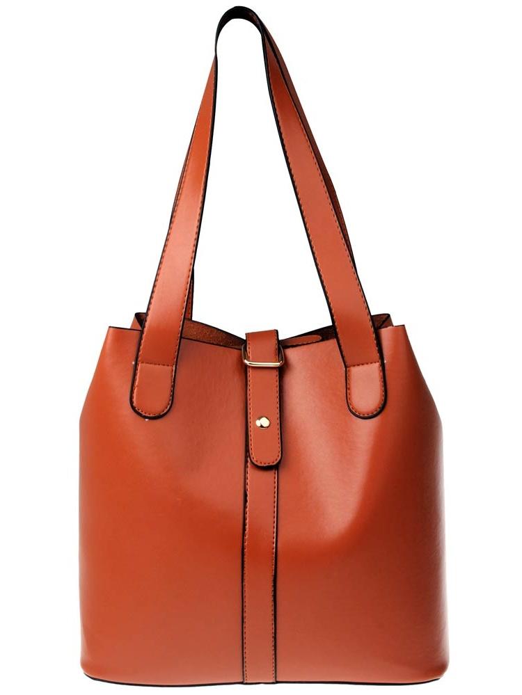 Fashionable Women Vintage Decent Handbag Shoulder Bag Genuine Leather Tote Lady Purse...